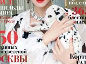 Monica Bellucci Crudelia Tatler Russia