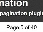 jqPagination jQuery Pagination plugin