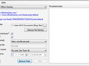 Ecco come creare copia backup proprio blog Blogger semplice utility Backup