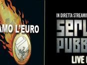 'Salviamo l'Euro', parla questa sera Servizio Pubblico Michele Santoro