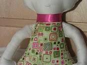 Bambola stoffa