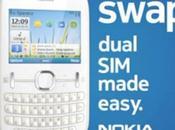 funzione swap dual Nokia mostrata divertenti video