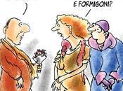 """Cosa disse centurione Verzè? """"Accavalla gambe. Abbiamo solo chiodi"""" (Vignetta)"""