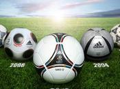 Calcio, Euro 2012: gironi sorteggiati presentato Tango pallone ufficiale Polonia Ucraina