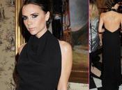 Victoria Beckham British Fashion Awards 2011