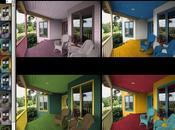 """Simulatore virtuale """"pittura"""" vostre pareti casa"""