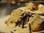 Cena Vigilia Natale Dolci natalizi: pandoro crema mascarpone gocce cioccolato