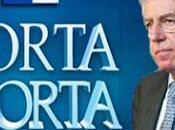 Consigli Mario Monti invitato Porta