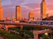 primi piu' alti grattacieli Thailandia.