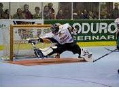 riesco vedere pallina Hockey