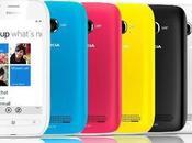 Partite spedizioni Nokia Lumia
