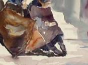 L'entusiasmo nell'acquarello: maestro angelo gorlini