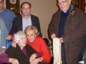Festeggia anni Giuseppa Giannelli, nella famiglia ricordi un'antica bottega maniscalco