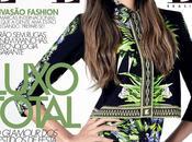 """modella transessuale bella mondo copertina """"ELLE"""" Brazil"""