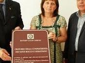 Cartelli segnaletici monumenti interesse storico-turistico Giorgio Lomellina