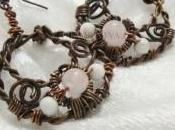 Wire wrapping: Rosalite