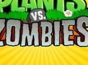 Plants Zombies finalmente disponibile Android