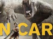 Mostri all'inseguimento John Carter nuovo poster ufficiale