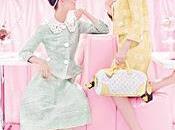 Louis Vuitton Spring 2012 Campaign Steven Meisel with Daria Strokous Kati Nescher