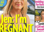 Jennifer Aniston incinta, parola Star Magazine