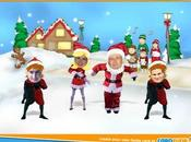 Cartoline Animate Natale. Auguri divertenti Cardfunk