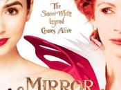 Lily Collins Julia Roberts nuovo poster Mirror