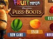 Fruit Ninja: Puss Boots (iPod Touch)