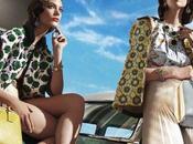 Prada Spring 2012 Campaign Katryn Kruger Meghan Collison Steven Meisel
