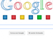 "Google augura Buon Natale doodle ""Jingle Bells"""