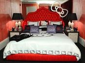 Sephora Hello Kitty Noir Hotel Suite Beverly Hills