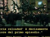 Critica alla critica: Matrix Reloaded (2003)
