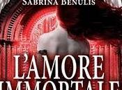 """L'AMORE IMMORTALE. libro segreto dell'arcangelo"" SABRINA BENULIS... GENNAIO LIBRERIA"