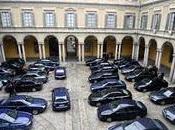 Dimezzate auto blu: quante sono? rapporto Ministero della