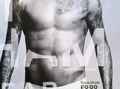 David Beckham's Bodywear Advertisement Collection