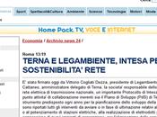 Flavio Cattaneo (Terna): L'impegno Legambiente, sviluppo della rete sarà verde