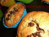 Muffins Gocce Cioccolato Pera Banana