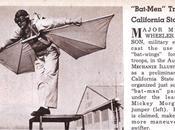 Bat-soldati, paracadutisti arruolati della guardia dello Stato California. 1942
