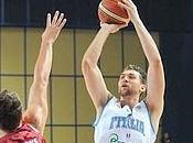 Qualificazioni Eurobasket 2011. Italia-Lettonia 109-93.