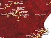 Percorso Vuelta Spagna 2010