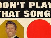 king don't play that song! (1962)