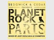 Sedgwick Cedar 'Planet Rock' Mixtapes Paris