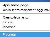 Come impostare pagina iniziale browser