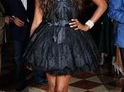 Naomi Campbell Stephen Dorff indossano Dolce Gabbana