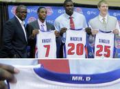 """Basket, Nba: Detroit Pistons tolgono dalla maglia patch """"Mr. voltano spalle alla loro storia"""