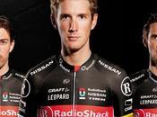 Ciclismo, Lussemburgo: RadioShack Nissan Trek presenta team, nuove divise bici 2012