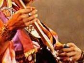 Jimi Hendrix @Woodstock Star-Spangled Banner Purple Haze