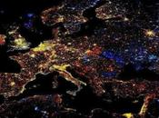 Europa Notte Capodanno, foto Satellite