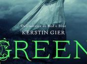 """Prossimamente: """"Green"""" Kerstin Gier"""