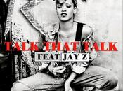 "Ecco cover nuovo singolo Rihanna Feat. Jay-Z ""Talk That Talk"""