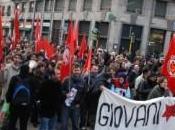 gennaio anche piazza contro Monti Sarkozy
